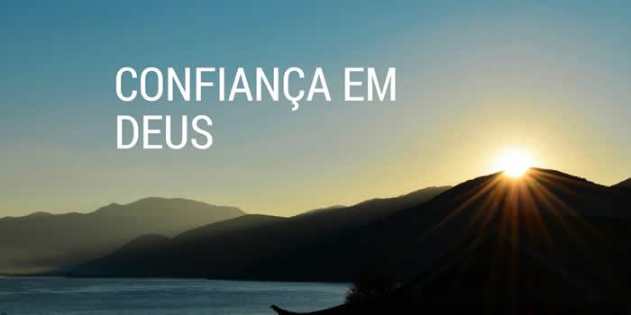 Confia em Deus